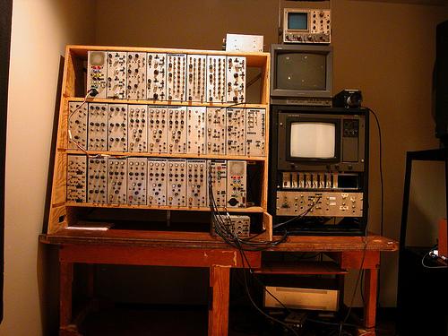 Dan Sandin's Image Processor